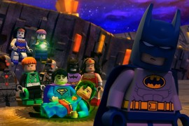 LEGO: DC Comics Super Heroes: Justice League vs. Bizarro League Coming to Blu-Ray & DVD Combo Pack
