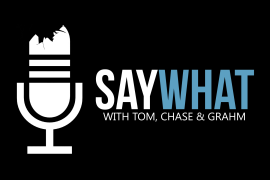 Say What Podcast Episode #87 – No Public Bathrooms