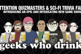 Syfy Greenlights 'Geeks Who Drink' with Zachary Levi as Host