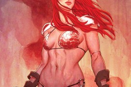 Red Sonja #16 The Final Forgiving of Monsters