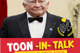 Toon-In-Talk Episode 11: Interview with Ed Asner