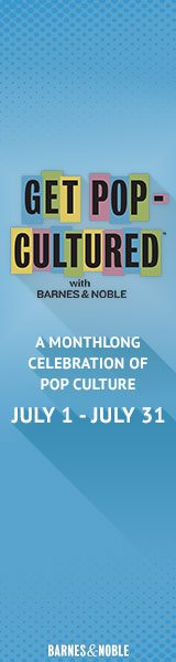 Get Pop Cultured with Barnes & Noble logo