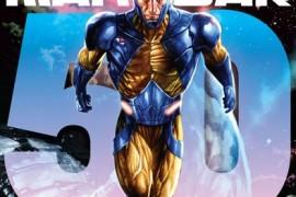 Valiant Teases X-O Manowar #50  During #ValiantSummit