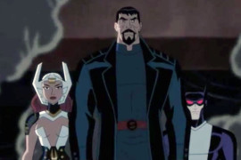 Friday Fun: Watch 'Justice League: Gods and Monsters Chronicles – Big' Featuring a Very Different Wonder Woman