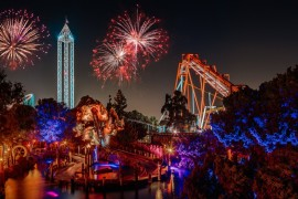 Celebrate the 4th of July with a Fireworks Show at Knott's Berry Farm