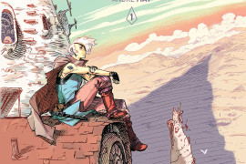 Preview – Si Spurrier and Jeff Stokely's Fantasy Crime Thriller 'The Spire #1'