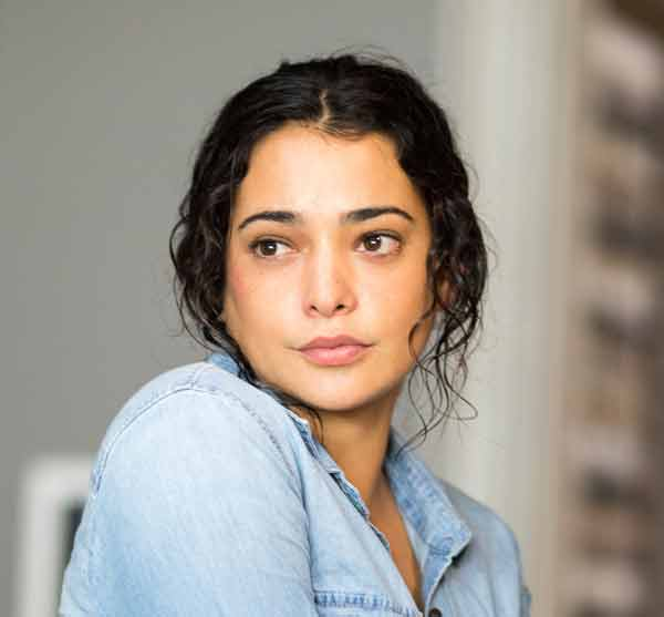 Natalie Martinez Talks About 'Self/Less,' Diversity, and Much, Much More