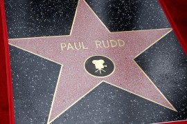 Ant-Man Star Paul Rudd Receives Star on the Hollywood Walk of Fame