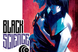 Review – Black Science #16 Going Home?