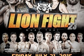 Lion Fight 23 Results
