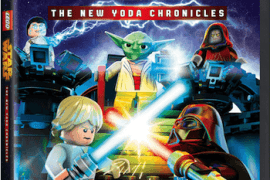 Lego 'Star Wars: The New Yoda Chronicles' is coming to DVD