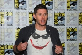 'Supernatural' Interviews and Red Carpet
