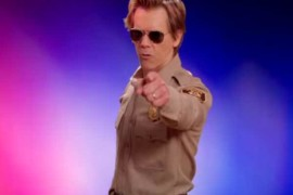 Kevin Bacon Lays Down the Law on Talkers and Texters in Alamo Drafthouse's Latest Don't Talk PSA