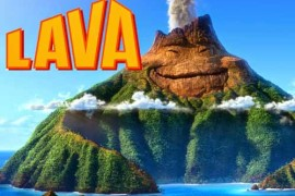 Disney-Pixar's Short 'Lava' to Stream for Two-Week Period