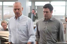 Keaton and Ruffalo Investigate the Abuses of the Catholic Church in the Trailer for 'Spotlight'
