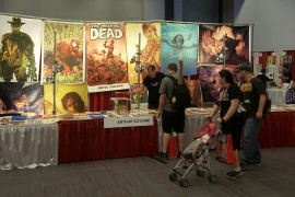 UPDATE – Table-Swiping at Montreal Comiccon has Creators Pissed Off, and Rightly So