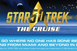 Find Star Trek the Cruise at the Las Vegas Official Star Trek Convention