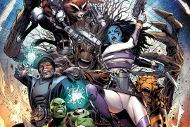 Marvel to Launch 'Guardians of the Galaxy' Spin-Off 'Guardians of Infinity'