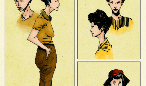 'Strange Wit' to Bring Queer Lit to Light: A Comic on Jane Bowles