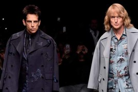 Stupid Comes Marching Down the Runway in the Trailer for 'Zoolander 2′