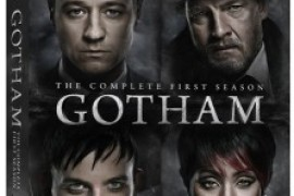 'This is Gotham' New Clip from the Upcoming  'Gotham: The Complete First Season'  on Blu-ray/DVD/Digital HD –