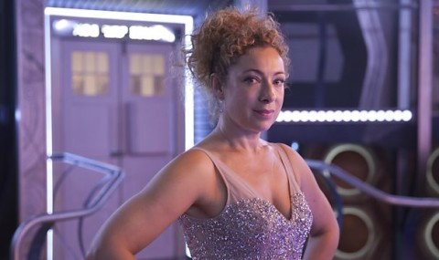 River Song Returns, Somehow, for the 'Doctor Who' Christmas Special